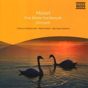Mozart: Eine Kleine Nachtmusik, Serenata Notturna & Divertimento