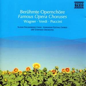 Famous Opera Choruses