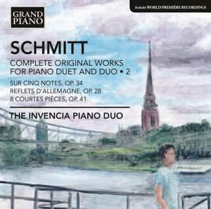 Florent Schmitt: Complete Original Works for Piano Duet and Duo 2