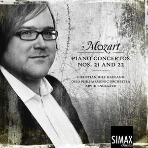 Mozart: Piano Concertos Nos. 21 & 22 Product Image