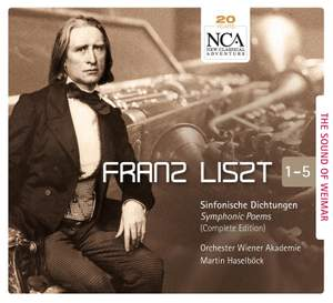 Liszt: Symphonic Poems (Complete Edition)
