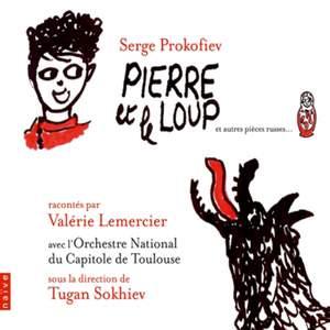 Prokofiev: Pierre et le Loup et Autres Pieces Russes