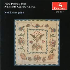 Piano Portraits from Nineteenth-Century America