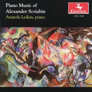 Piano Music of Alexander Scriabin