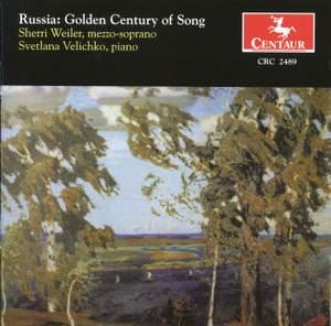 Russia: Golden Century of Song