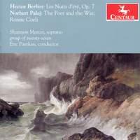 Berlioz & Palej: Song Cycles