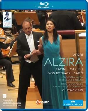 Verdi: Alzira Product Image
