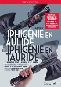 Iphigénie en Aulide & Iphigénie en Tauride - DVD Choice