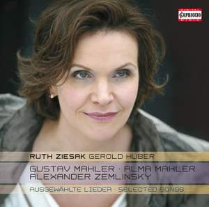 Mahler & Zemlinsky: Songs Product Image
