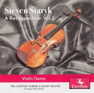 Steven Staryk - A Retrospective, Vol. 2