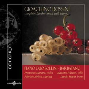 Rossini: Complete chamber music with piano