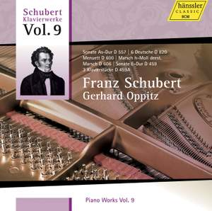 Schubert - Piano Works Volume 9