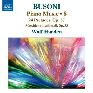 Busoni - Piano Music Volume 8