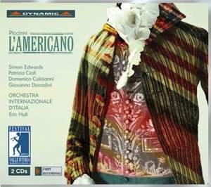 Piccinni: L'Americano