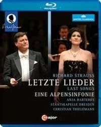 R. Strauss: Four Last Songs & An Alpine Symphony