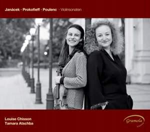 Prokofiev, Poulenc & Janacek: Sonatas for Violin and Piano Product Image