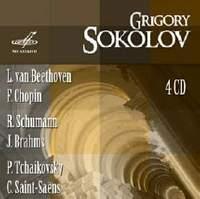 Grigory Sokolov plays…