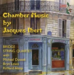 Ibert: Chamber Music