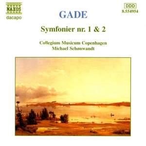 Gade: Symphonies Nos. 1 & 2