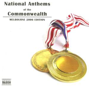 National Anthems of the Commonwealth (Melbourne 2006 Edition) Product Image