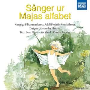 Andeby, K.: Sanger Ur Majas Alfabet Product Image