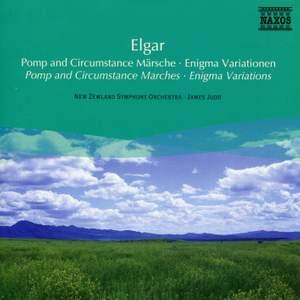 Elgar: Enigma Variations & Pomp and Circumstances Marches, Nos. 1-5