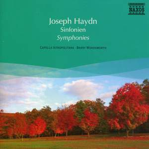 Haydn: Symphonies Nos. 44, 45 and 104