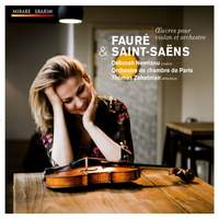 Fauré & Saint-Saëns: Violin Works