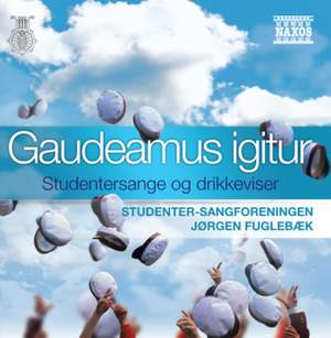 Choral Concert: Studenter-Sangforeningen (Gaudeamus Igitur - Student Songs and Drinking Songs)