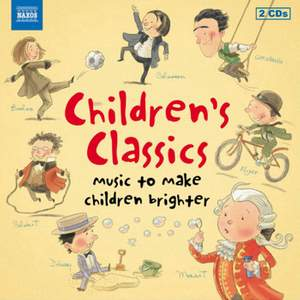 Children's Classics - Music To Make Children Brighter Product Image