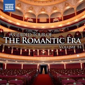 A Guided Tour of the Romantic Era, Vol. 14 Product Image