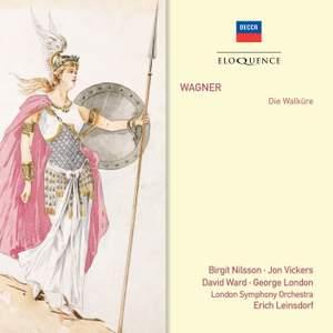 Wagner: Die Walküre: Act 1, etc.
