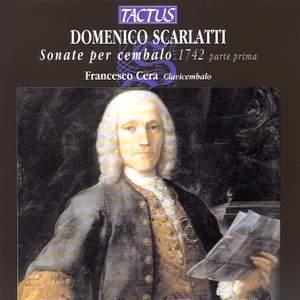 Domenico Scarlatti: Sonate per cembalo, 1742, Vol. 1