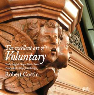 The Excellent art of Voluntary (Early English Organ Music)
