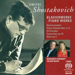 Shostakovich: Piano Works
