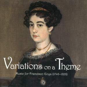 Variations on a Theme: Music for Francisco Goya