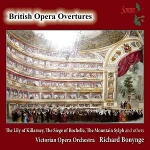British Opera Overtures