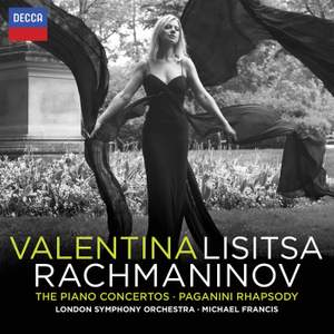 Rachmaninov: The Piano Concertos & Rhapsody on a Theme of Paganini