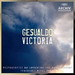 Gesualdo: Victoria