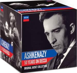 Vladimir Ashkenazy: 50 Years on Decca Product Image
