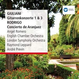 Rodrigo & Giuliani: Guitar Concertros