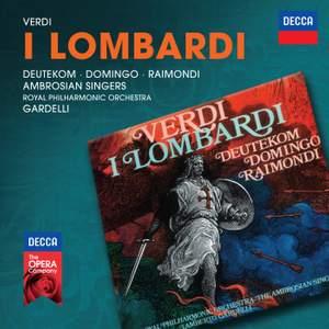 Verdi: I Lombardi alla prima crociata Product Image