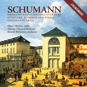 Schumann: Violin Concerto & Overtures Product Image