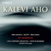 Kalevi Aho: Oboe Concerto & Sonata
