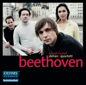 Delian Quartett play Beethoven Product Image