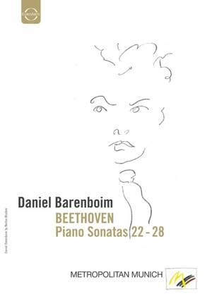Barenboim plays Beethoven Piano Sonatas Vol.4