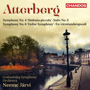 Atterberg: Orchestral Works, Vol. 1