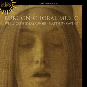 Geoffrey Burgon: Choral Music Product Image
