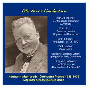 The Great Conductors: Hermann Abendroth