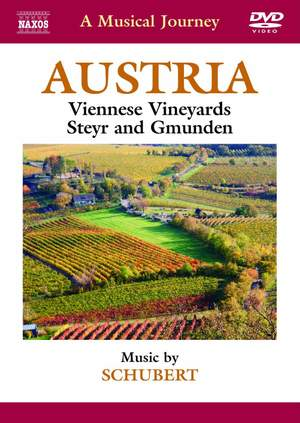 A Musical Journey: Austria - The Places Product Image